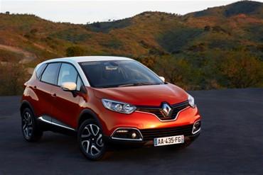 Renault Captur les premières photos officielle