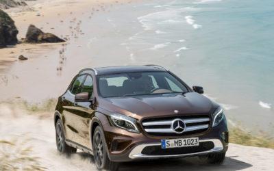 La nouvelle Mercedes GLA – présentation officielle