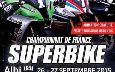Superbike Albi 2015