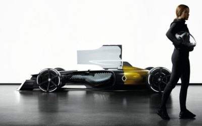 L'extraordinaire F1 Renault 2027
